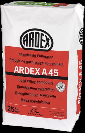 Ātri žūstoša špaktele ARDEX A45