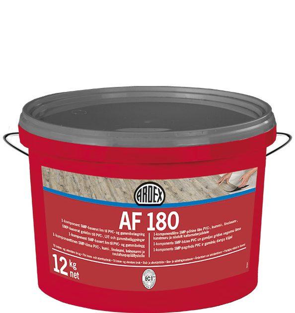 SMP ūdens izturīga līme PVC un LVT grīdas segumiem ARDEX AF 180 MS